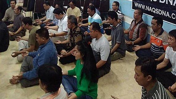 Spiritual Journey, Suwung, & Shakti